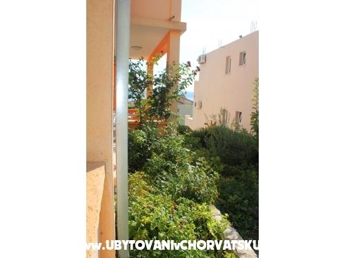 Apartmaji Mihaljević - Omiš Hrvaška