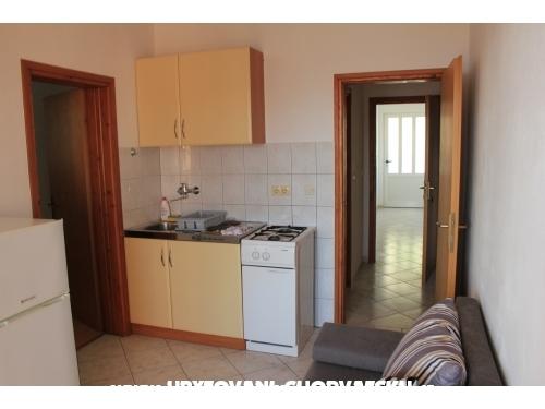 Apartamenty Mihaljević - Omiš Chorwacja