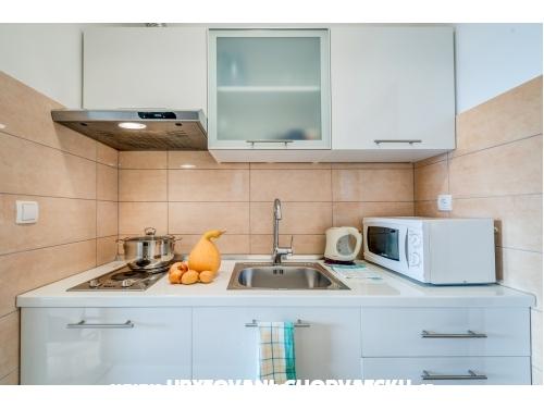 Apartmány Mila Tomasović - Omiš Chorvatsko