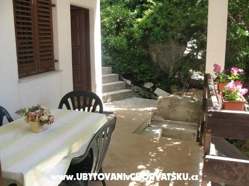 Apartmány Miladin Mimica - Omiš Chorvatsko
