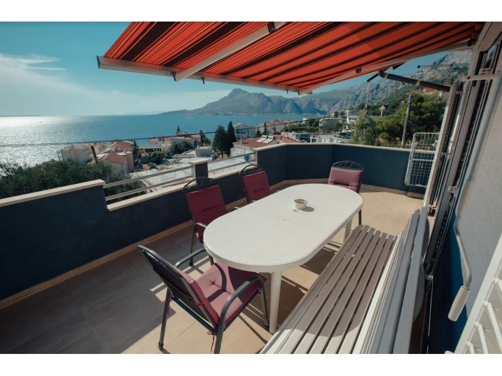 Apartmaji Miljak - Omiš Hrvaška