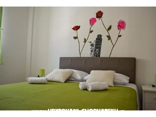 Apartma Kala, Podstrana - Podstrana Hrvaška