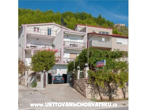 Apartments Mlikota - Omiš Croatia