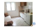 Apartmány Mlikota - Omiš Chorvatsko