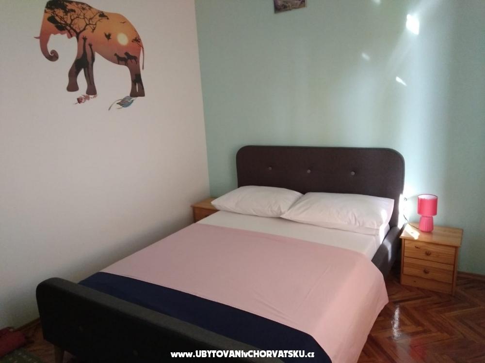 Apartmány Naomi Marija - Omiš Chorvatsko