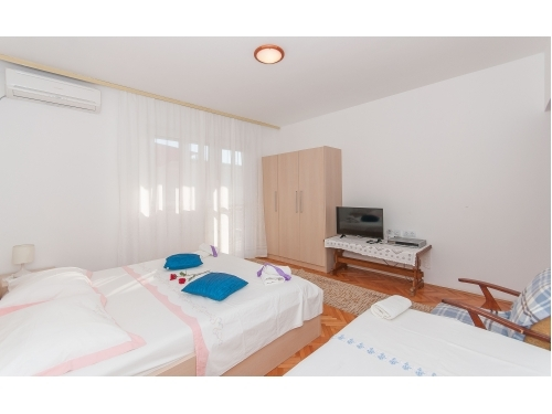 Apartmány Neda Vulić - Omiš Chorvatsko