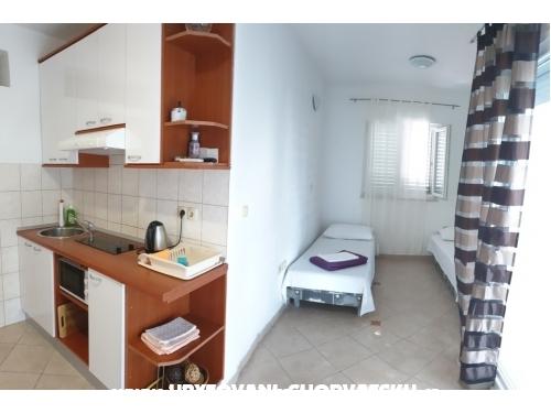 Apartmány Neda - Omiš Chorvatsko