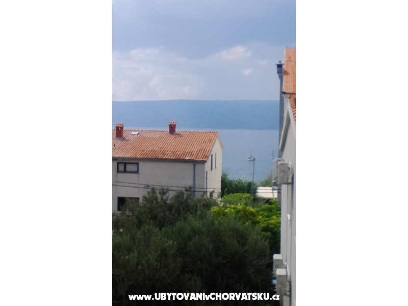 Apartmanok Nediljko - Omiš Horvátország