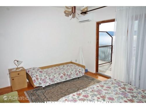 Apartmány Ujdur - Omiš Chorvatsko