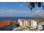 Seaview Ferienwohnungen Opačak - Omiš Kroatien