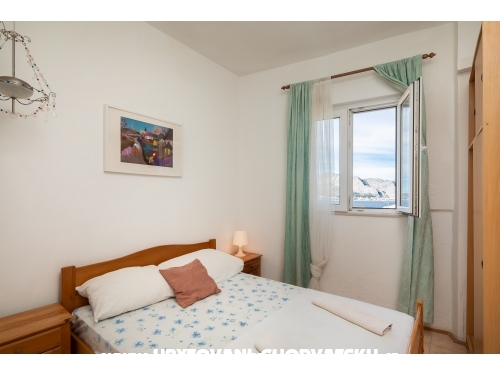 Seaview Apartments Opačak - Omiš Croatia