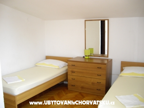 Apartmány Patarčić - Omiš Chorvatsko