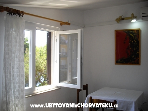 апартаменты Patar�i� - Omi� Хорватия
