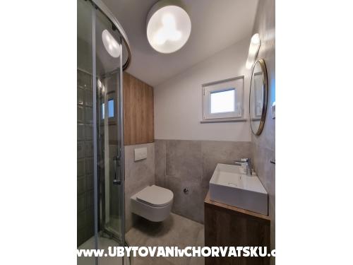 Apartmány Pavković - Omiš Chorvátsko