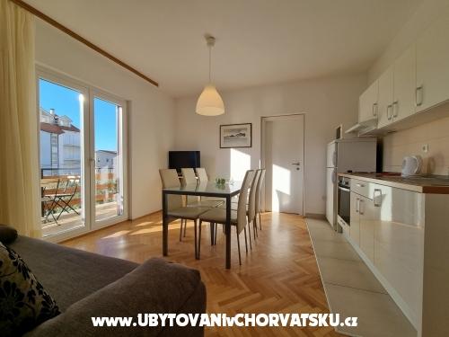 Apartmanok Pavković - Omiš Horvátország