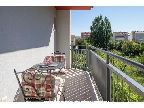 Apartments Pavlović Duće - Omiš Croatia