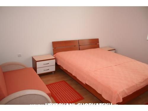 Apartmány Pero Mimica - Omiš Chorvatsko
