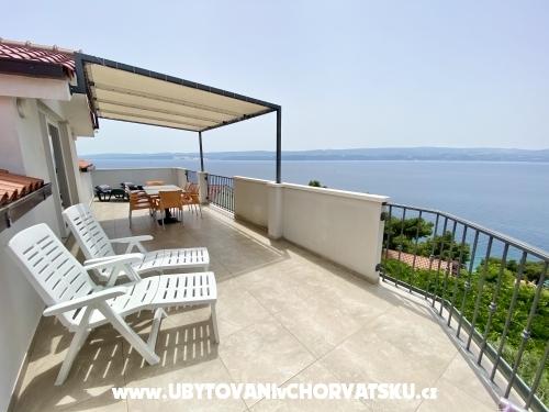Apartamenty  Mateo Pezo - Omiš Chorwacja