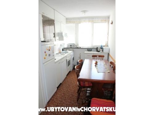 Apartmány Roza - Omiš Chorvatsko