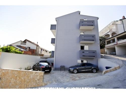Appartements Rudi - Omiš Croatie