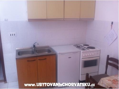 Apartmány Šamanović - Omiš Chorvátsko