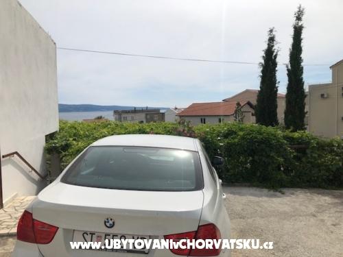 Apartmanok Šamanović - Omiš Horvátország
