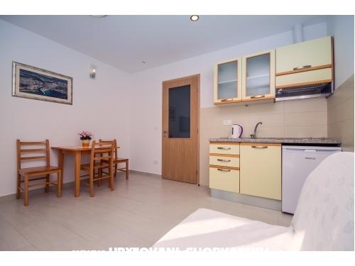 Appartements Senka - Omiš Kroatien