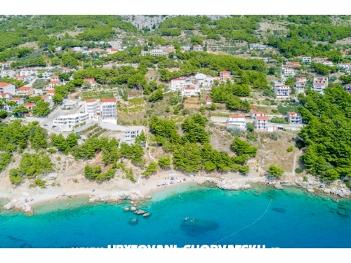 Apartments Smilja - Omiš Croatia