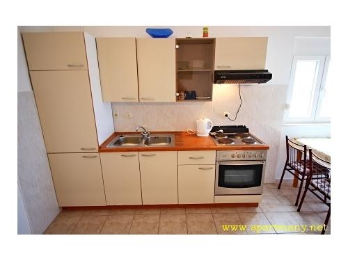 Appartementen Sodan - Omiš Kroatië