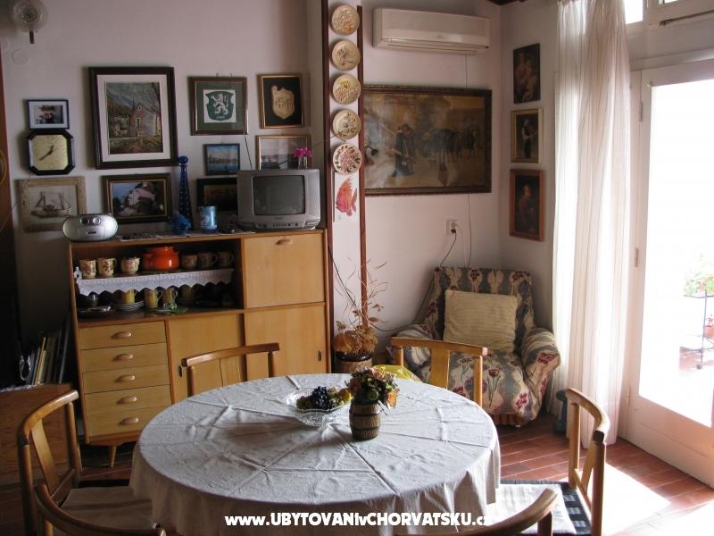 Appartements Steffi - Omiš Kroatien