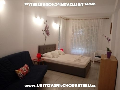 Apartments Sviličić - Omiš Croatia
