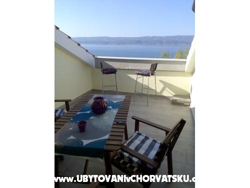 Apartmanok Svilicic - Omiš Horvátország