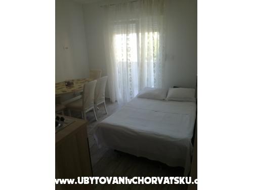 Apartmanok Tafra Duce-Omis - Omiš Horvátország