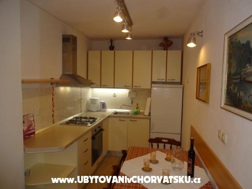 Apartmány VERA - Omiš Chorvátsko