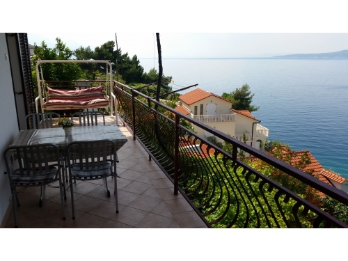 Appartementen VERA - Omiš Kroatië
