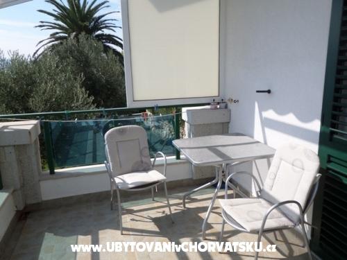 Appartements Villa Dodig - Omiš Kroatien