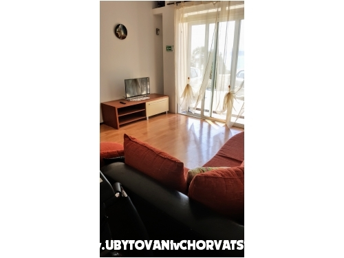Apartmány Villa Roza - Omiš Chorvatsko