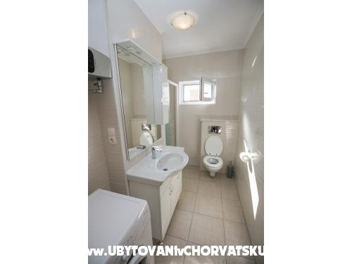 Apartmány Vinka Saric - Omiš Chorvatsko