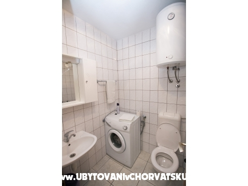 Apartmanok Vinka Saric - Omiš Horvátország