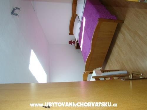 Apartmaji Vinka Saric - Omiš Hrvaška
