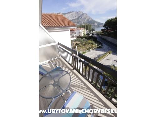 Apartmány Vinka Saric - Omiš Chorvátsko