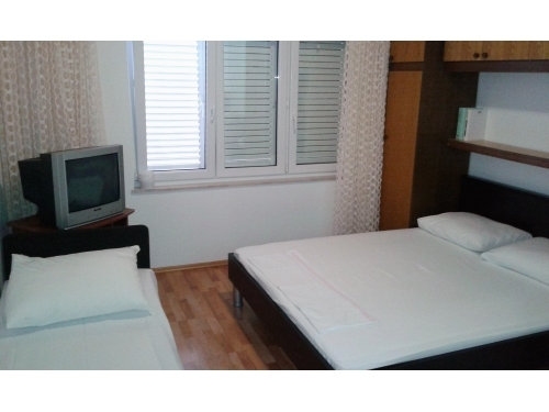 Apartmány Vrdoljak - Duce - Omiš Chorvatsko