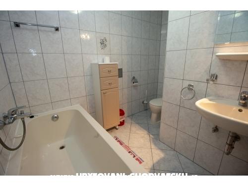 Apartmanok Vrljičak - Omiš Horvátország