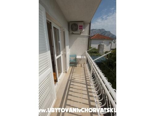 Apartmány Vrljičak - Omiš Chorvátsko