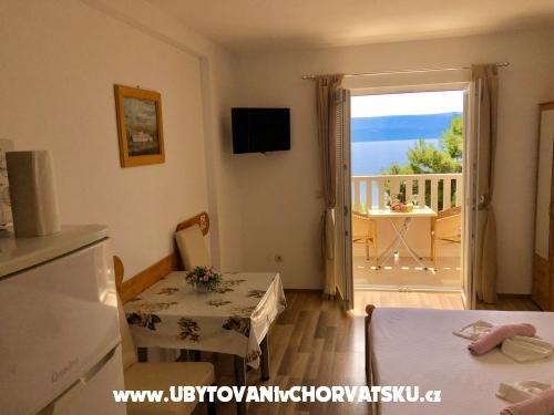 Apartmaji Anita I Zoran - Omiš Hrvaška