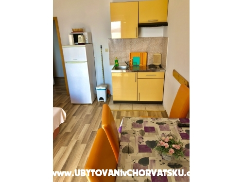 Apartmány Anita I Zoran - Omiš Chorvatsko