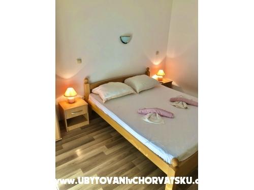 Apartmány Anita I Zoran - Omiš Chorvátsko