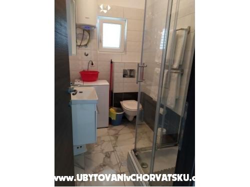 Apartmány Visnjica - Omiš Chorvátsko