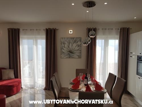 Appartements Dalibor Mimica - Omiš Kroatien