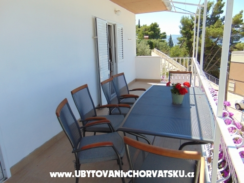 Appartement Zivkovic - Omiš Croatie